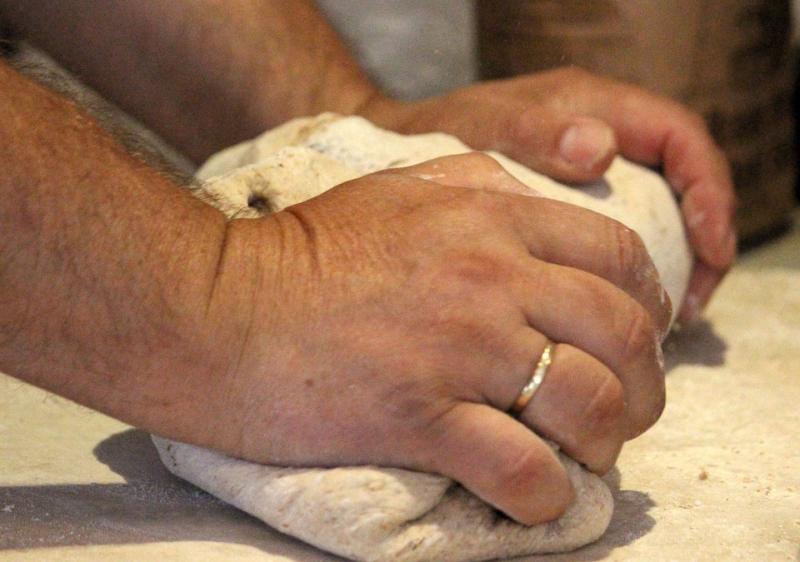 Flour-Bake-Hand-Baker-Knead-Bread-Dough-Eat-1605311